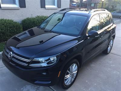 2016 Volkswagen Tiguan lease in Salt Lake City,UT - Swapalease.com