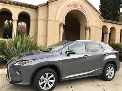 2016 Lexus RX 350 lease in Los Altos Hills,CA - Swapalease.com