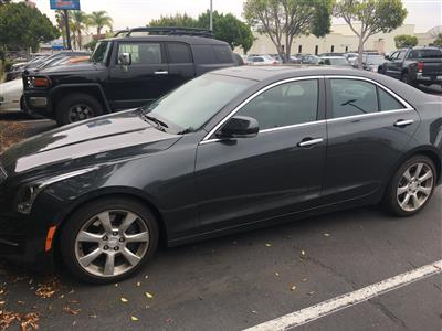2016 Cadillac ATS lease in San Diego,CA - Swapalease.com