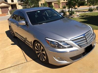 2013 Hyundai Genesis lease in leander,TX - Swapalease.com