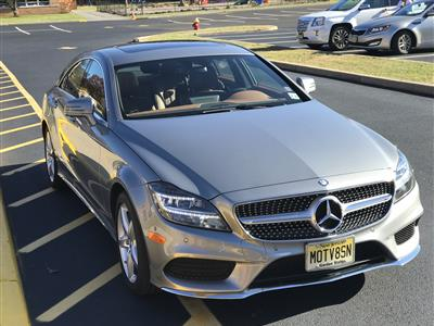 2015 Mercedes-Benz CLS-Class lease in Ledgewood,NJ - Swapalease.com