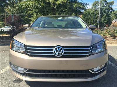 2015 Volkswagen Passat lease in Arlington,VA - Swapalease.com