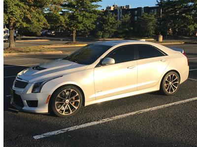 2017 Cadillac ATS-V lease in Mclean,VA - Swapalease.com