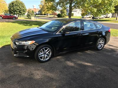 2016 Ford Fusion lease in Woodbury,MN - Swapalease.com