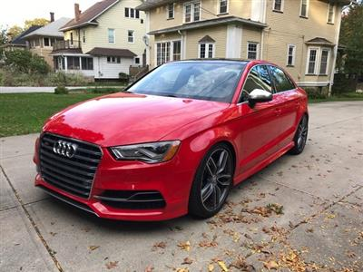 2015 Audi S3 lease in Cleveland,OH - Swapalease.com