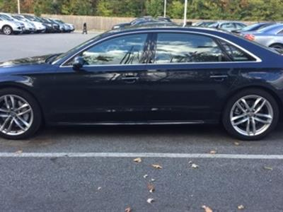 2016 Audi A8 lease in Poland,OH - Swapalease.com