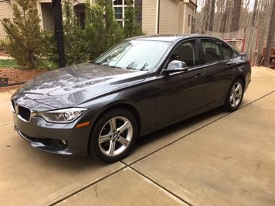 2014 BMW 3 Series lease in Wake Forrest,NC - Swapalease.com