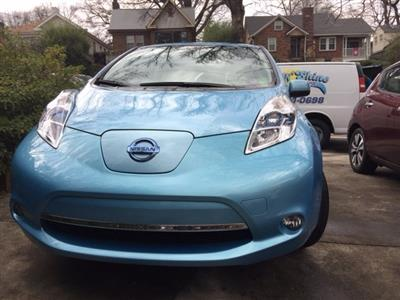 2015 Nissan LEAF lease in Atlanta,GA - Swapalease.com