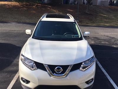 2015 Nissan Rogue lease in New Cumberland,PA - Swapalease.com