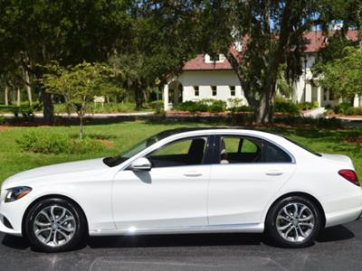 2016 Mercedes-Benz C-Class lease in Union,KY - Swapalease.com