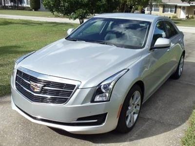 2015 Cadillac ATS lease in Mount Bora,FL - Swapalease.com