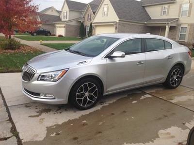 2016 Buick LaCrosse lease in Westland,MI - Swapalease.com