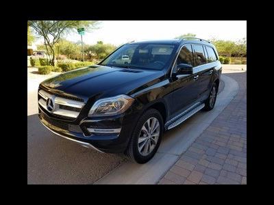 2016 Mercedes-Benz GL-Class lease in phoenix,AZ - Swapalease.com