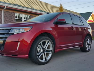 2014 Ford Edge lease in Minneapolis,MN - Swapalease.com