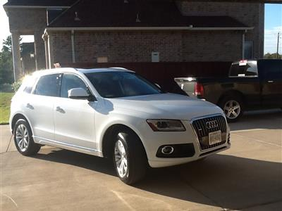 2016 Audi Q5 lease in Waxahachie,TX - Swapalease.com
