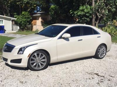 2014 Cadillac ATS lease in Fort Lauderdale,FL - Swapalease.com