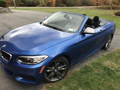 2015 BMW 2 Series lease in New Hampton,NY - Swapalease.com