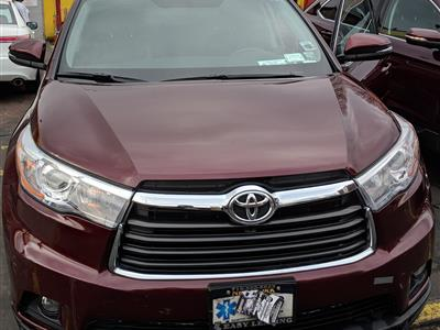 2016 Toyota Highlander lease in Brooklyn,NY - Swapalease.com