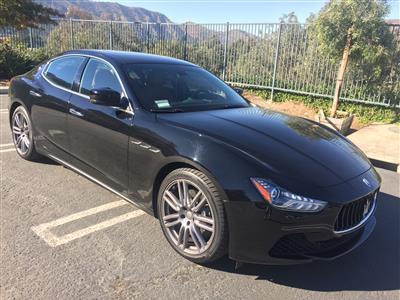 2015 Maserati Ghibli lease in Placentia,CA - Swapalease.com