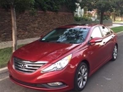 2014 Hyundai Sonata lease in North Hollywood,CA - Swapalease.com