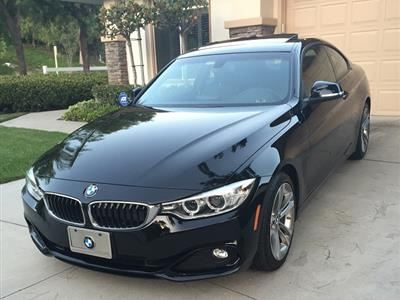 2015 BMW 4 Series lease in Trabuco Canyon,CA - Swapalease.com