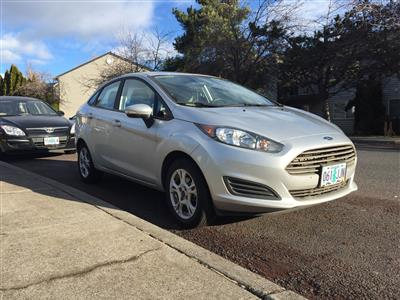 2015 Ford Fiesta lease in Bend ,OR - Swapalease.com
