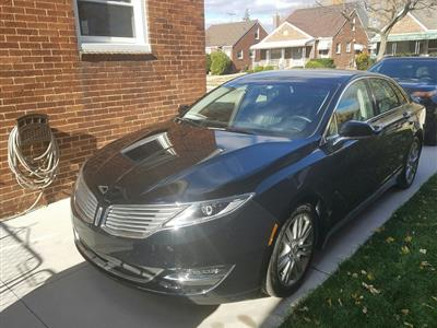 2016 Lincoln MKZ Hybrid lease in Saint Clair Shores,MI - Swapalease.com