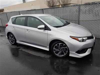 2016 Scion iM lease in Seattle,WA - Swapalease.com