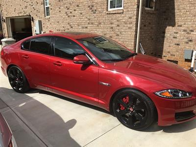 2015 Jaguar XF lease in Belmont,NC - Swapalease.com