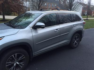 2016 Toyota Highlander lease in Loveland,OH - Swapalease.com