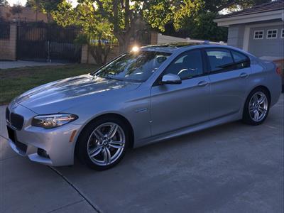2015 BMW 5 Series lease in Newbury Park,CA - Swapalease.com