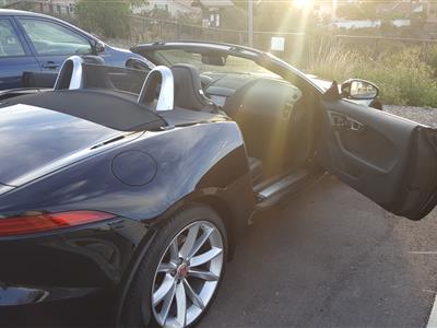 2016 Jaguar F-Type lease in San Diego,CA - Swapalease.com