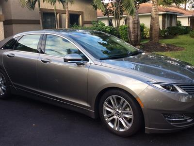 2015 Lincoln MKZ Hybrid lease in Plantation,FL - Swapalease.com