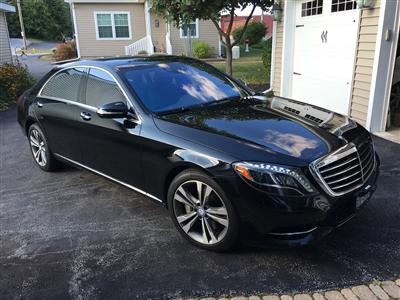 2015 Mercedes-Benz S-Class lease in New Windsor,NY - Swapalease.com