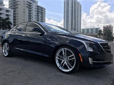 2016 Cadillac ATS lease in Doral,FL - Swapalease.com