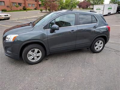 2016 Chevrolet Trax lease in Farmington Hills,MI - Swapalease.com