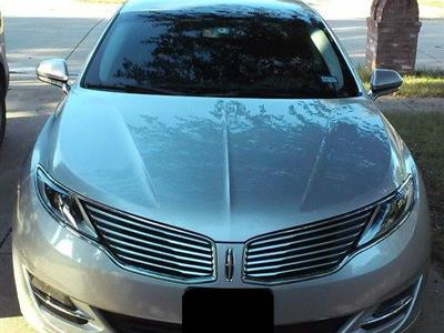 2016 Lincoln MKZ Hybrid lease in Fort Worth,TX - Swapalease.com