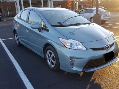2014 Toyota Prius lease in Fairfax,VA - Swapalease.com