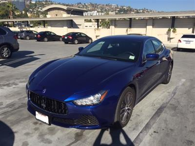 2015 Maserati Ghibli lease in West Hollywood,CA - Swapalease.com