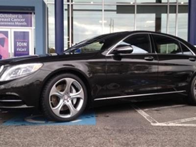 2015 Mercedes-Benz S-Class lease in toledo,OH - Swapalease.com