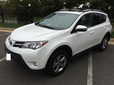 2015 Toyota RAV4 lease in Sterling,VA - Swapalease.com