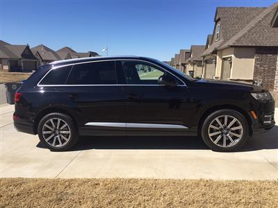 2017 Audi Q7 lease in Tulsa,OK - Swapalease.com