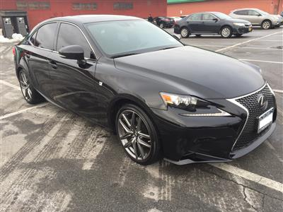 2015 Lexus IS 250 F Sport lease in Elmont,NY - Swapalease.com