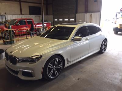 2016 BMW 7 Series lease in Enid,OK - Swapalease.com