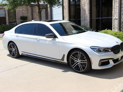 2016 BMW 7 Series lease in Enid,OK - Swapalease.com