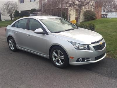 2014 Chevrolet Cruze lease in Exeter,PA - Swapalease.com