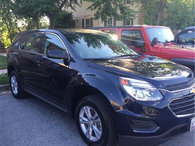 2016 Chevrolet Equinox lease in Pasadena,MD - Swapalease.com