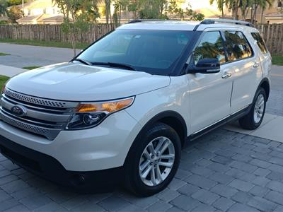 2015 Ford Explorer lease in Doral,FL - Swapalease.com