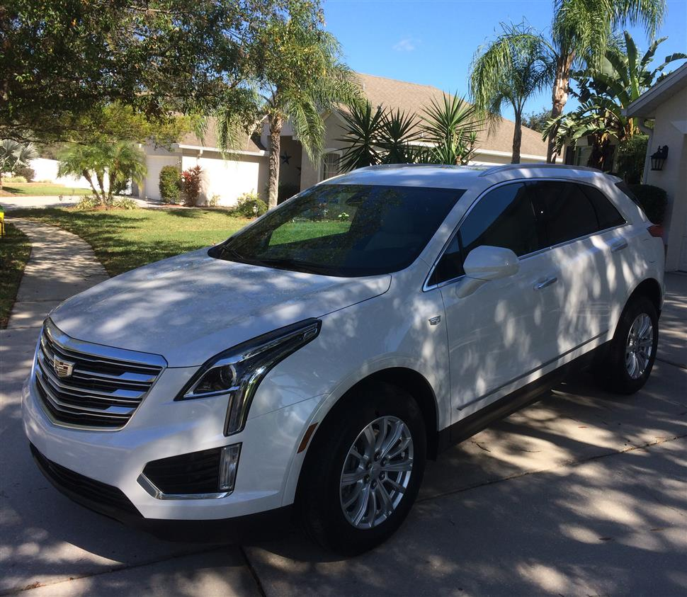 Cadillac Lease Special: 2017 Cadillac XT5 Lease In Dover, FL