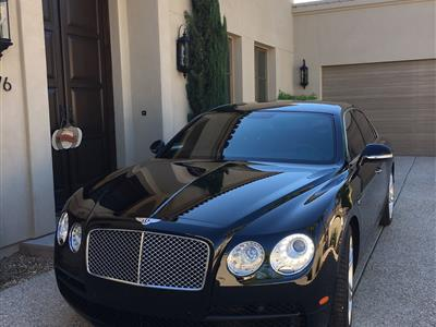 2015 Bentley Continental Flying Spur lease in Palm Springs,CA - Swapalease.com